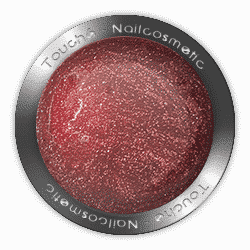 Glitter Explosion Red